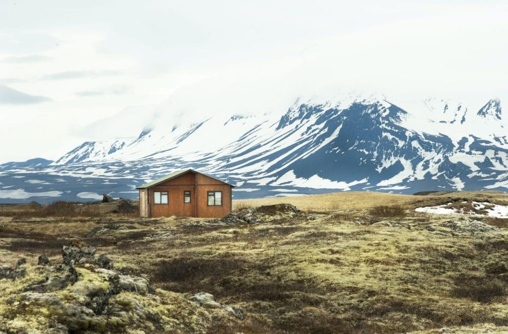 Hörz & Haapamäki house in mountains