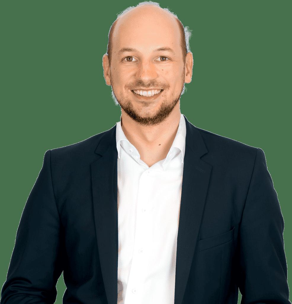 Versicherungsmakler Mika Haapamäki